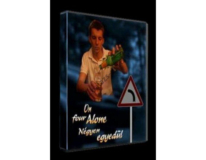 Négyen egyedül - bűnmegelőzési film (DVD)