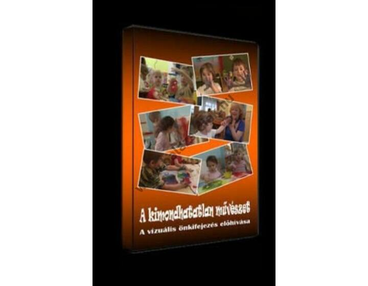A kimondhatatlan művészet - módszertani film (DVD)