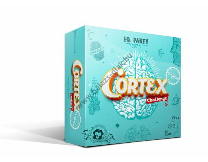 IQ Party -Cortex Challenge