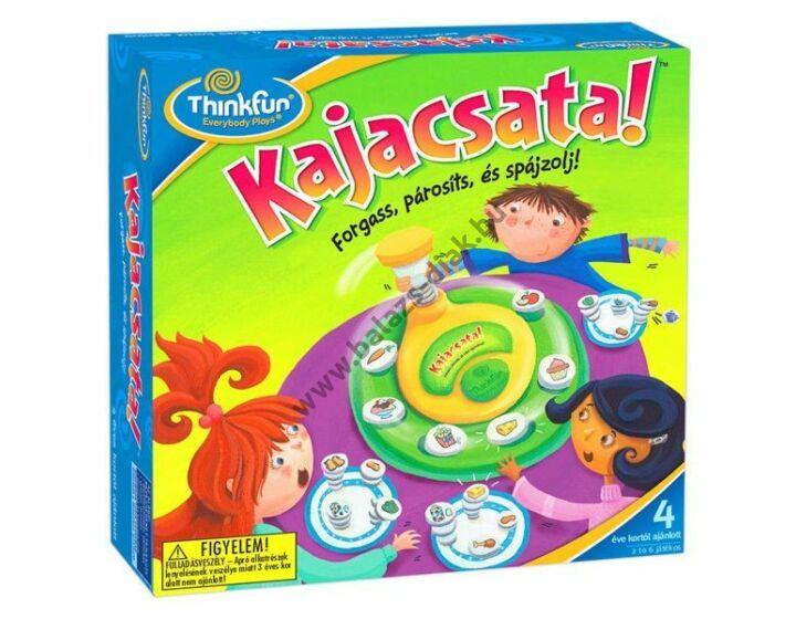 Kajacsata - Snack attack
