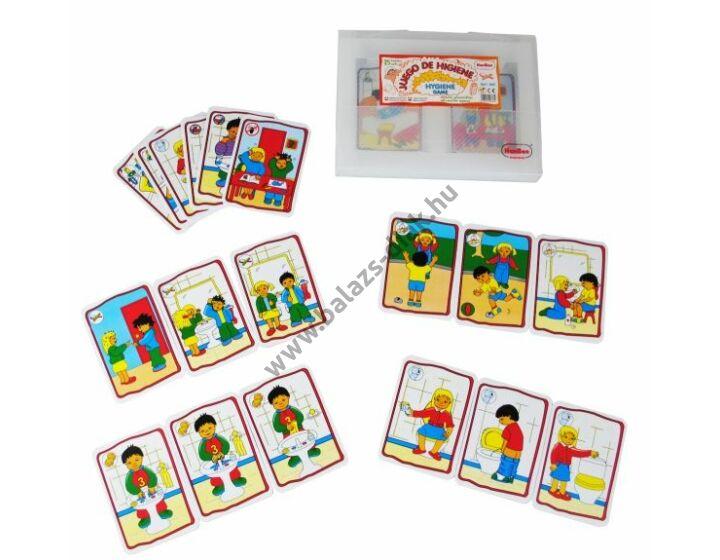 Képkártyák - Higiénia