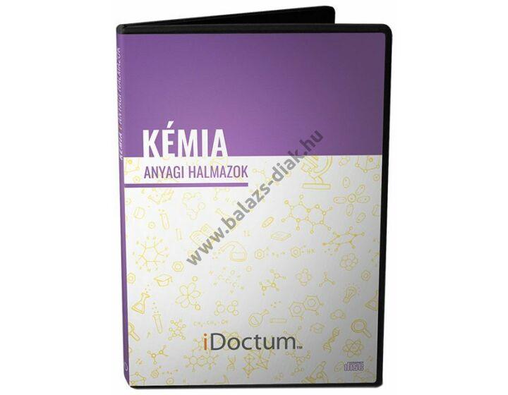 iDoctum - Kémia: Anyagi halmazok