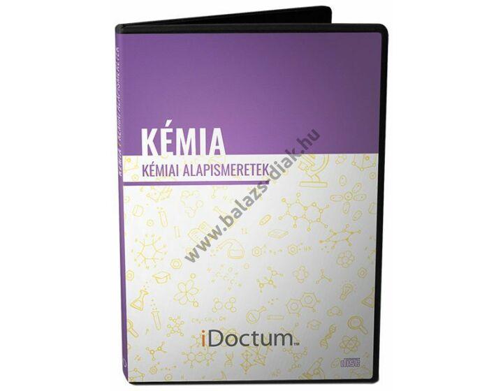 iDoctum - Kémia: Kémiai alapismeretek