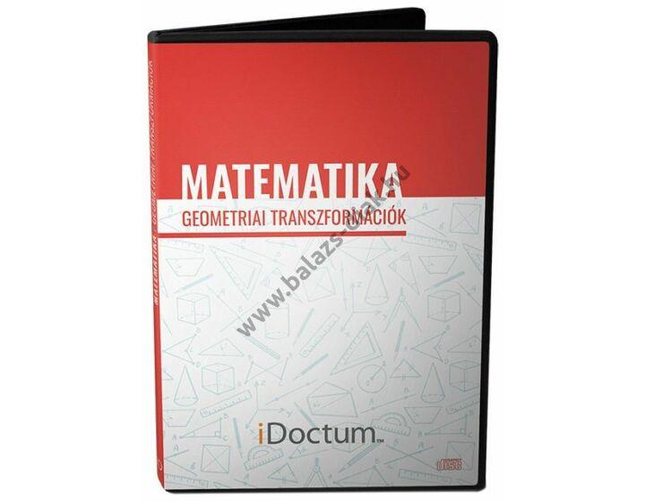 iDoctum - Matematika: Geometriai transzformációk