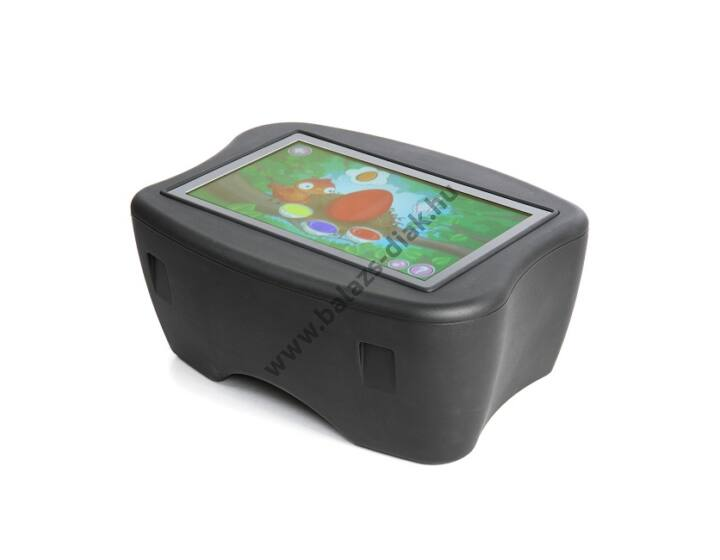 Manico interaktív játékasztal - fekete