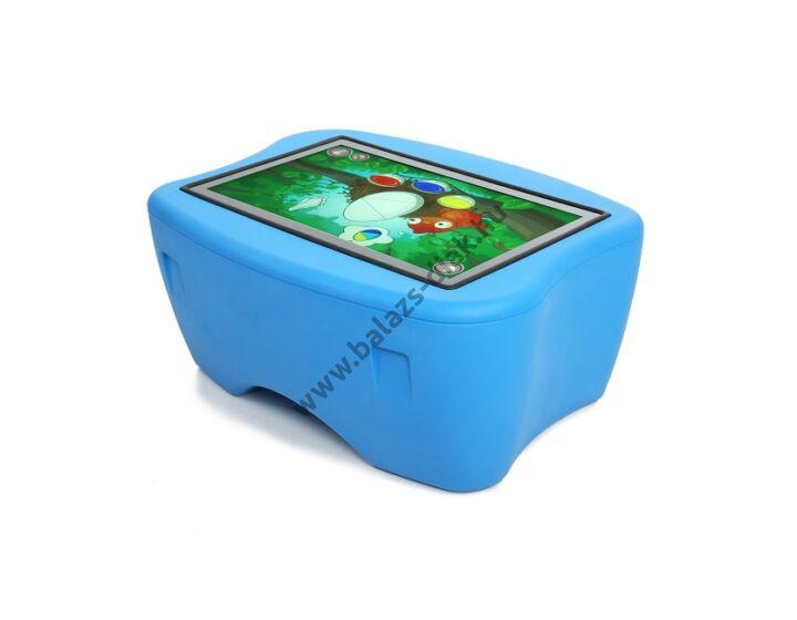 Manico interaktív játékasztal - kék