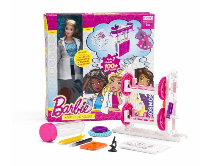 Barbie kisérletező doboz