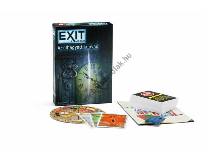 EXIT 1. - Elhagyatott kunyhó