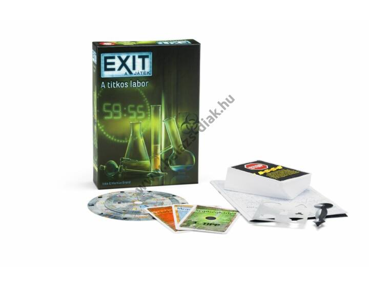 EXIT 2. - Titkos labor