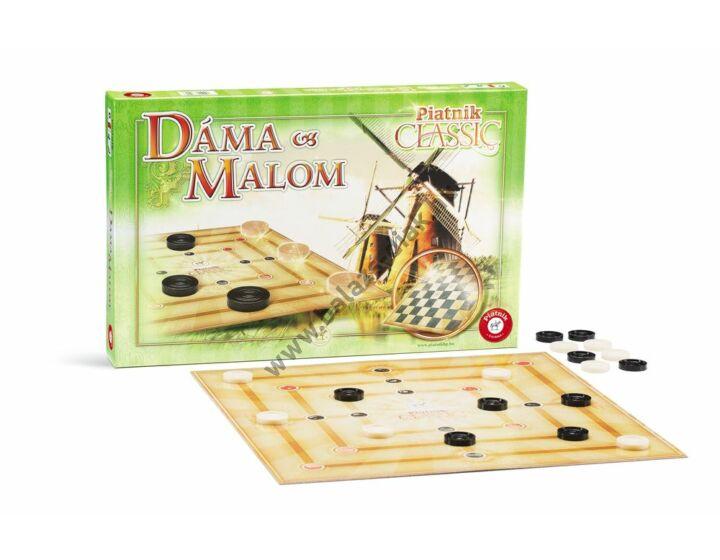 Classic - Dáma / Malom