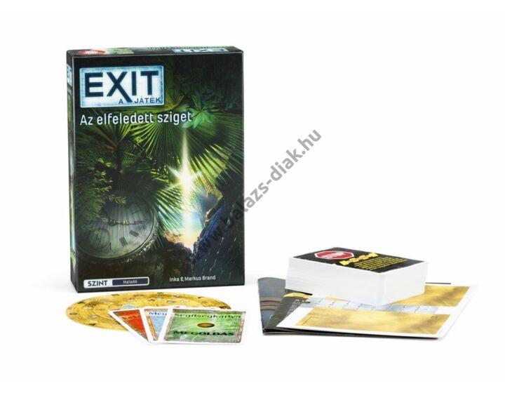 EXIT 4. - Elfeledett sziget