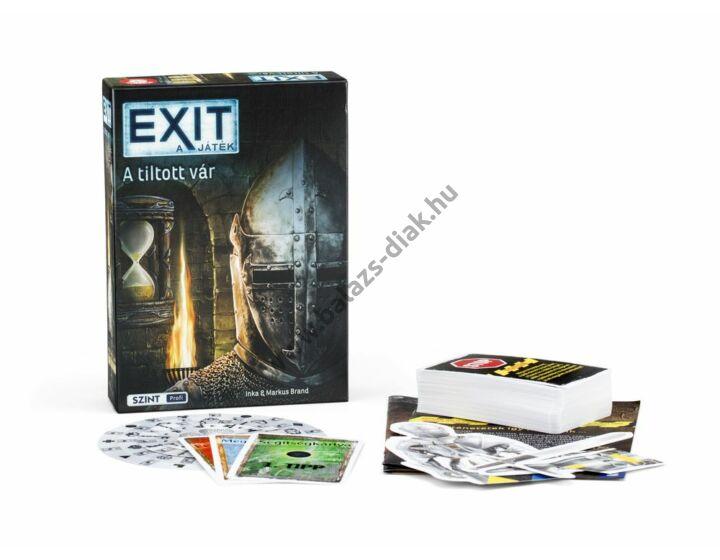 EXIT 5. - Tiltott vár