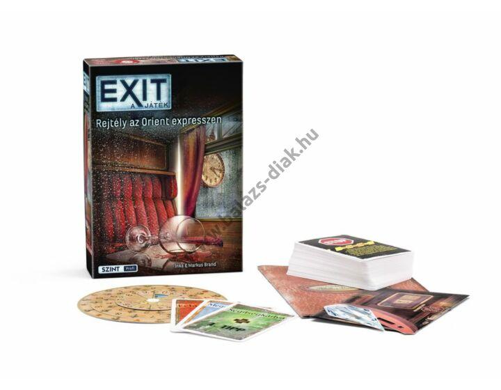 EXIT 7 Rejtély az Orient Expresszen
