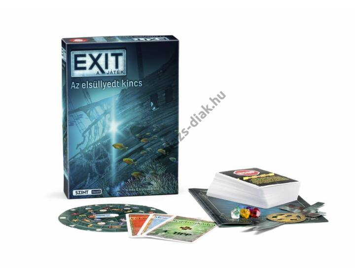 EXIT 8 Az elsüllyedt kincs