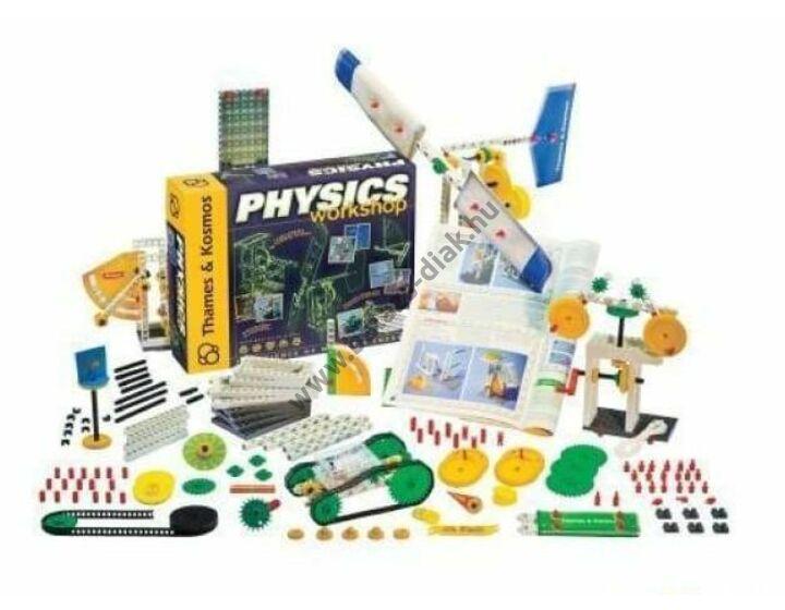 Fizikai energetikai építőkészlet - UTOLSÓ DARAB