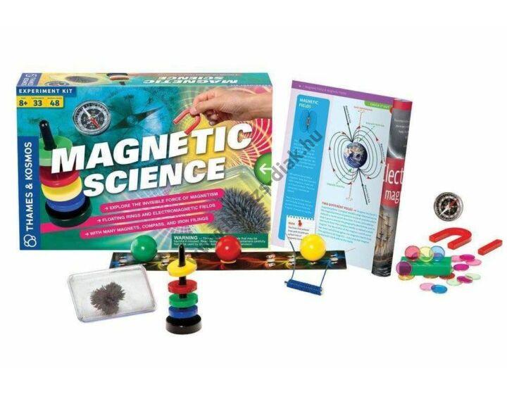 Mágnesesség tudománya