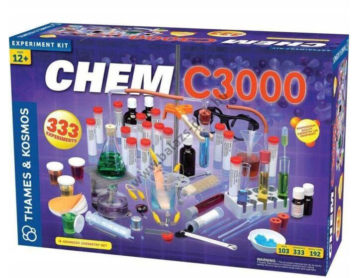 Kémiai óriási laborcsomag - osztálykészlet